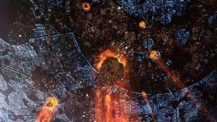 超科幻的3D手机壁纸