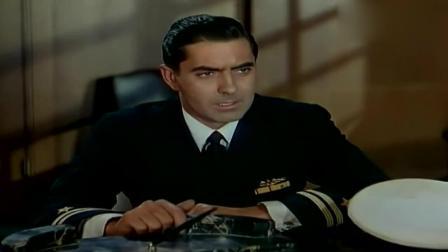 一部1943年的二战潜艇老电影(片段)非常经典 二战迷不可错过