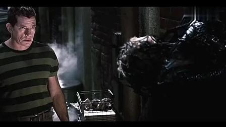 沙人把毒液当成小蜘蛛, 毒液邀请沙人联合干掉帕克