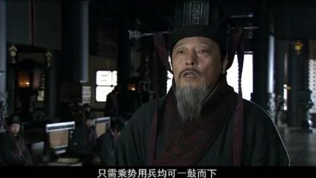 新三国: 司马懿让曹丕屯兵十年不伐吴, 曹丕冲司马懿发怒