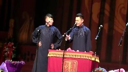 卢鑫玉浩相声 改编中国传统曲艺 一定要嗨起来再悲伤