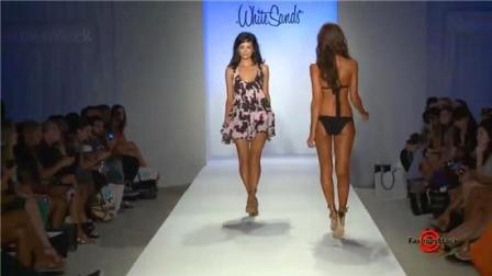 WhiteSands2019澳大利亚春夏时装秀, 点到即止的性感, 才叫真时尚!