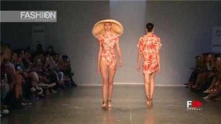 VIXPAULA2019伦敦春夏时装秀, 造型奇特, 设计师怎么想到的