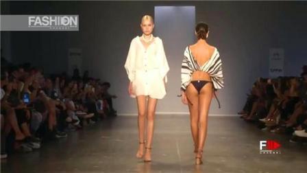 VIXPAULA2019伦敦春夏时装秀, 模特如出水芙蓉, 这气质咄咄逼人!