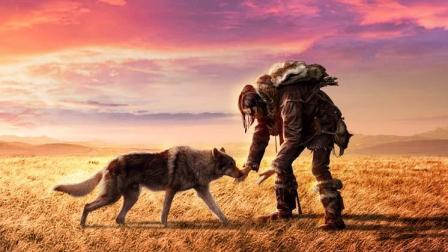 史上第一条狗的诞生,为保卫男主竟给隔壁野狼生娃!