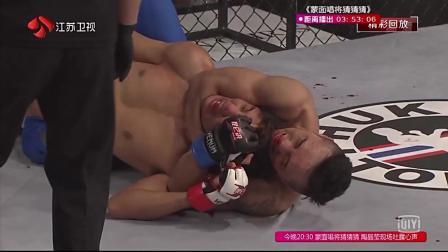 日本的上山知晓太倒霉了, 上次来中国第一次比赛被杨建平KO, 这次在韩国被闫西波降服!