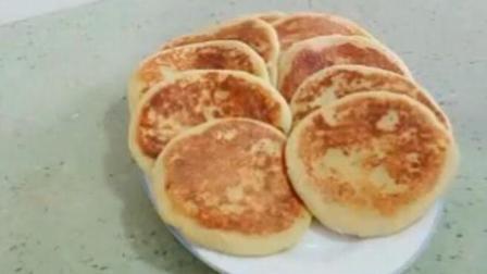 红薯糯米饼最简单的做法, 软糯香甜, 粗细搭配, 真香