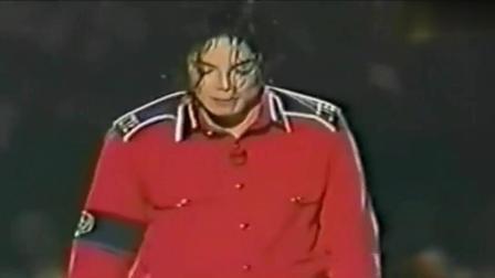 迈克尔杰克逊(MJ): 美国总统克林顿为MJ的表演欢呼起立!