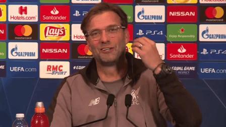 发布会开到一半 利物浦主帅被同传声音迷倒了