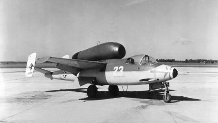 现代战斗机高低配模式的开山鼻祖, 德国He-162火蜥蜴战斗机