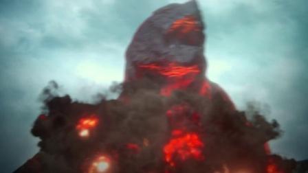 《哥斯拉》 怪兽行星 送入陷阱点炸药 计划成功重返地球