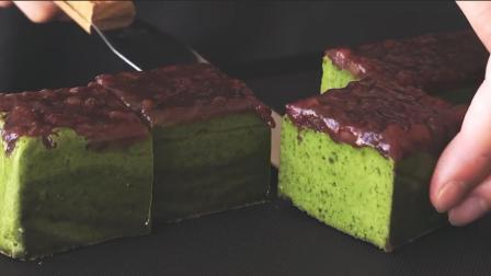 一起玩烘焙, 教做浓郁的日本抹茶蛋糕