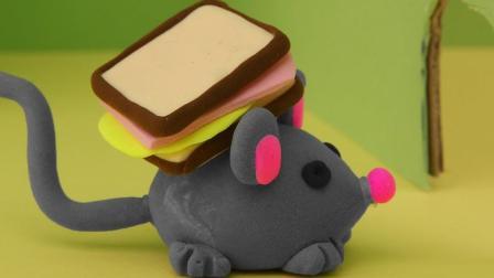 小猪佩奇益智动画: 猪妈妈的面包丢了, 是谁偷吃了她的面包呢?
