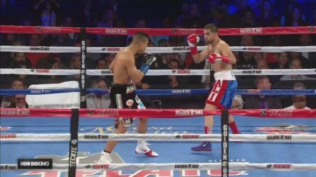 萨达姆-阿里 vs 海梅-蒙吉亚