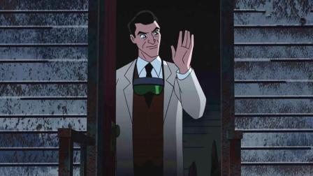 少年骇客: 诡异的科学家, 完全没有征兆的消失, 凯文被他耍着玩!