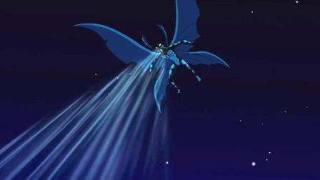 少年骇客: 寒冰幽灵的吐息, 凯文的超能力共享, 小玟的天能操纵!