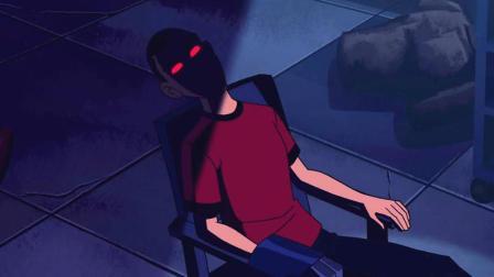 少年骇客: 黑化! 外星人手套不仅是武器, 还能使人弃明投暗啊!