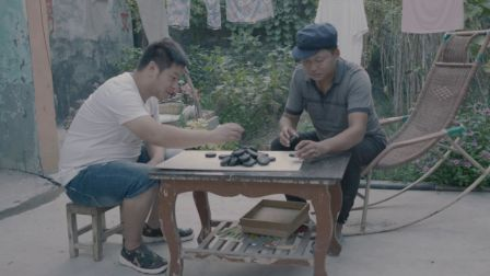 女婿和岳父下象棋,却被岳父反将一军