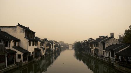 雾里看南长, 恍若梦里的江南水乡