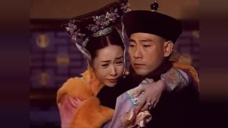 金枝欲孽: 玉莹哭着挽留孙白杨, 两人最后同床而眠, 皇帝要绿了!