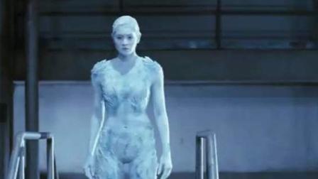 """女孩变异,全身雪白,原来是个""""水银人""""!"""