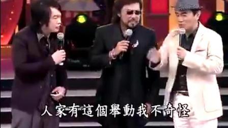 吴宗宪和张菲俩人同台飙口才, 俩位综艺主持大咖