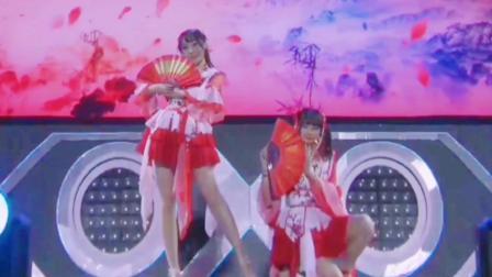 【紫嘉儿+萌爱】寄明月-现场版