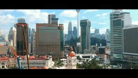 2018城市天际线 中国重庆VS日本大阪VS马来西亚吉隆坡
