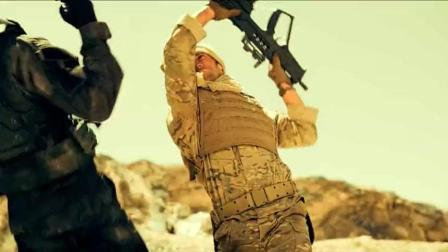 防弹衣算什么, 在这大兵面前, 那真是跟纸糊的没区别