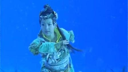 八仙全传: 大家以为韩湘子坠海身亡, 没想到竟被龙女救了性命!