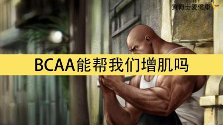 BCAA能帮我们增肌吗