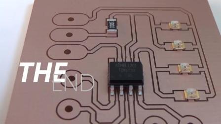 一个视频让你快速了解PCB板的制作过程