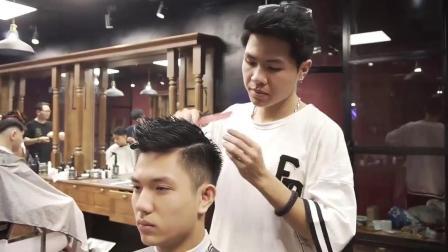 型男最该有的短发发型, 看看你试过吗?