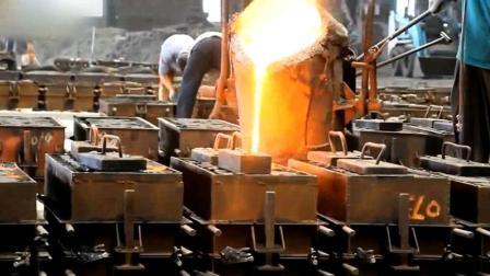 原来铝制品是这样制造出来的, 自动化工厂很先进!