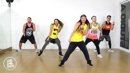 No Brainer - zumba 尊巴舞蹈视频教学 减肥健身舞