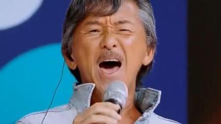 中国嘻哈鼻祖林子祥70岁再唱经典, 韩红听的瞠目结舌, 念下来都得结巴