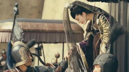 赵氏孤儿: 怀孕女子从轿子里出来这一刻, 惊艳到我了, 风韵犹存!