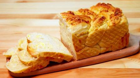 教老公做懒人椰蓉面包, 做法还算简单, 用不了一天就能做好