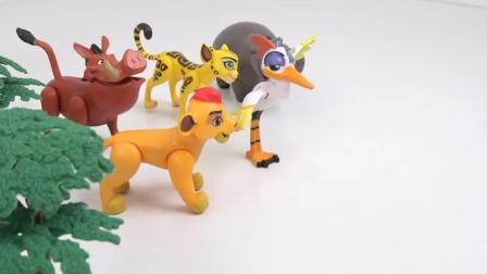 森林组装玩具