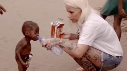 非洲人那么穷 为什么渴死不打井 饿死也不种地 看完我才明白