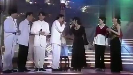 叶倩文演唱刘德华成名歌曲《一起走过的日子》, 华仔拉二胡配乐伴唱