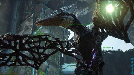 官人原创 灭绝DLC 极限逃生ep16 方舟生存进化 双人冒险