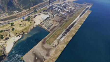 比利《GTA5 MODS》09 迈凯伦Senna与C山机场【下】