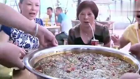 舌尖上的中国: 四川美食麻辣六合鱼, 鱼片薄如蝉翼香烫鲜嫩