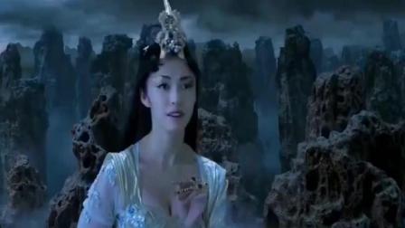 唐僧总算聪明了一回, 把终极大boss骗着了, 但她实力却很恐怖