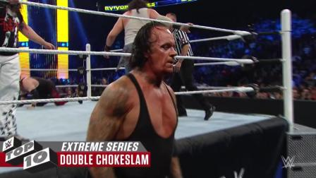 WWE回顾: 事实告诉我们, 在没有结束之前, 下一秒不一定会发生什么