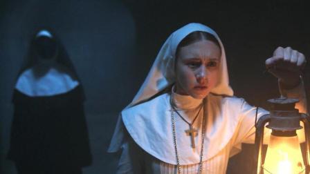修女前往修道院, 调查死亡原因, 可没走几步, 就发现可怕的东西!