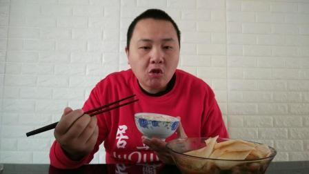 中国吃播评测山药白米粥视频