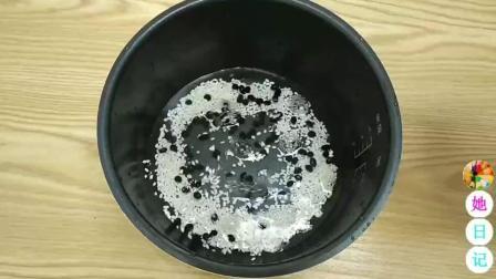 冬季食疗调理养生粥, 黑白配, 黑豆和它煲粥, 滋养从里到外