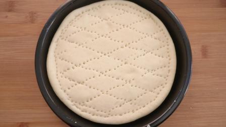 披萨好不好吃, 饼皮是关键, 教你在家轻松自制披萨饼, 薄底软香!